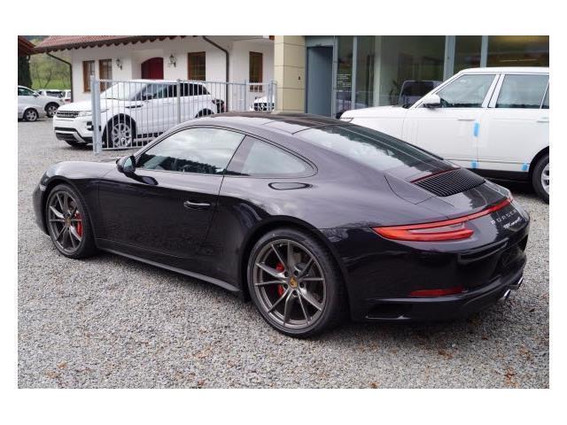 usato coupe nuovo modello porsche 911 carrera 4s 2016 km 10 in roma rm. Black Bedroom Furniture Sets. Home Design Ideas