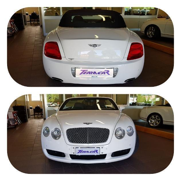 Sold Bentley Continental Flying GT.