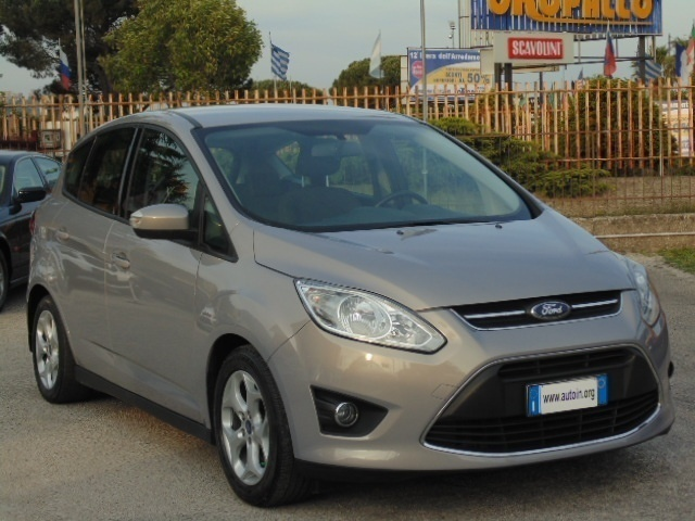 sold ford c max 1 6 tdci 115cv tit used cars for sale. Black Bedroom Furniture Sets. Home Design Ideas