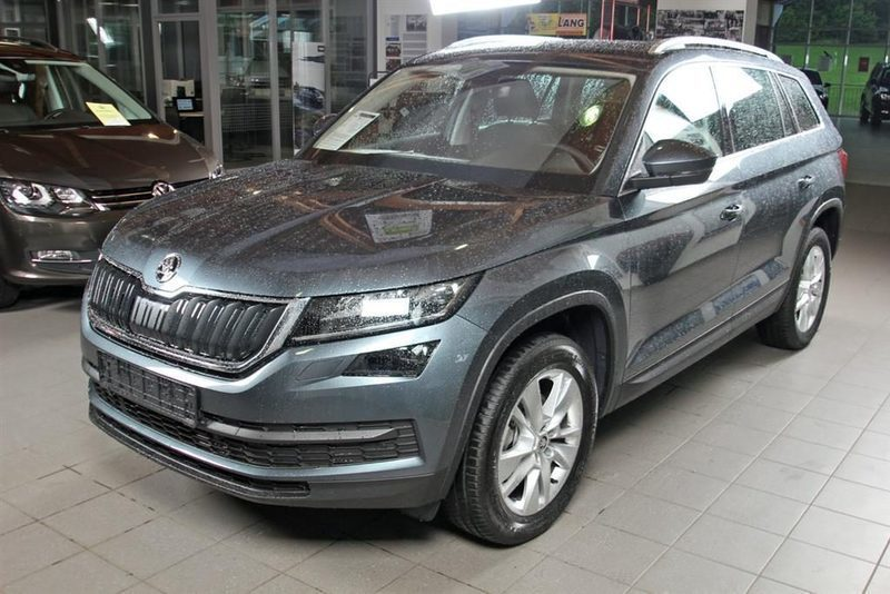 sold skoda kodiaq 2 0 tdi 4x4 style used cars for sale autouncle. Black Bedroom Furniture Sets. Home Design Ideas