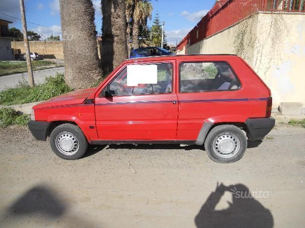 sold fiat panda 750 fire used cars for sale autouncle. Black Bedroom Furniture Sets. Home Design Ideas