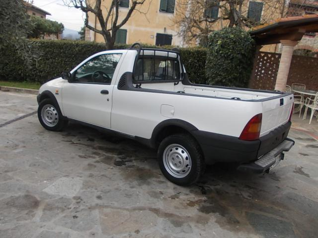 sold fiat strada pick up used cars for sale autouncle. Black Bedroom Furniture Sets. Home Design Ideas