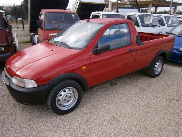 sold fiat strada 75 cat pick up used cars for sale autouncle. Black Bedroom Furniture Sets. Home Design Ideas