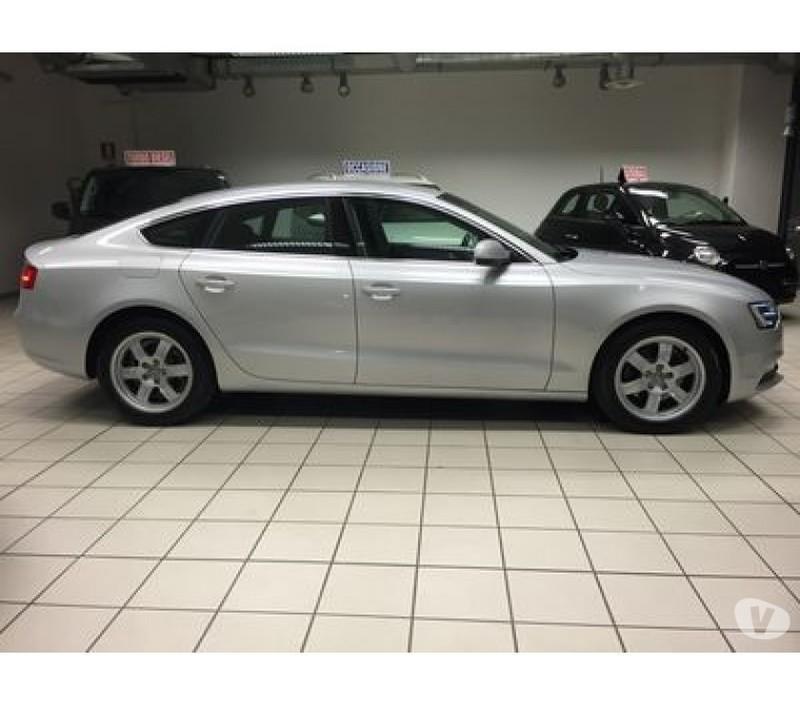 Sold Audi A5 SPB 2.0 TDI 177 CV Mu.