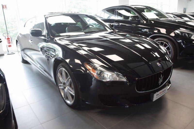 Venduto Maserati Quattroporte 3.0 V6 . - auto usate in vendita