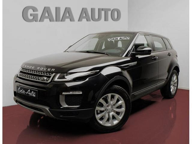 usato td4 150cv se aziendali varie disponibilit land rover range rover evoque 2017 km 22. Black Bedroom Furniture Sets. Home Design Ideas