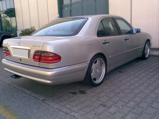 sold mercedes e55 amg amg w210 used cars for sale autouncle. Black Bedroom Furniture Sets. Home Design Ideas