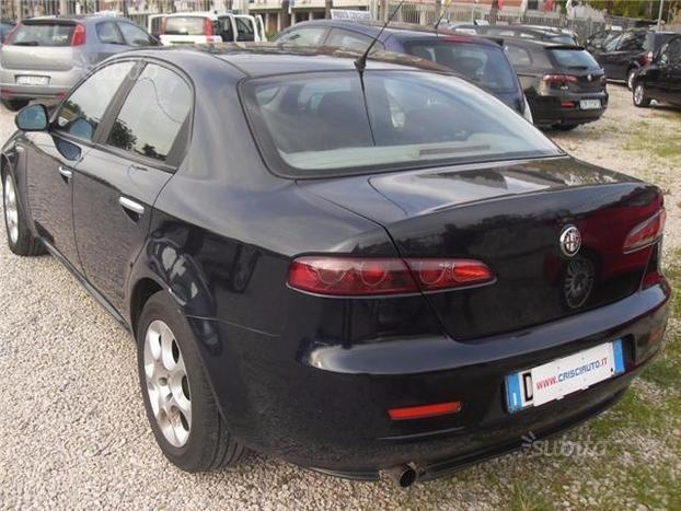sold alfa romeo 159 1 9 jtdm disti used cars for sale autouncle. Black Bedroom Furniture Sets. Home Design Ideas