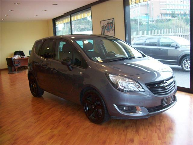sold opel meriva 1 4 turbo 120cv d used cars for sale autouncle. Black Bedroom Furniture Sets. Home Design Ideas