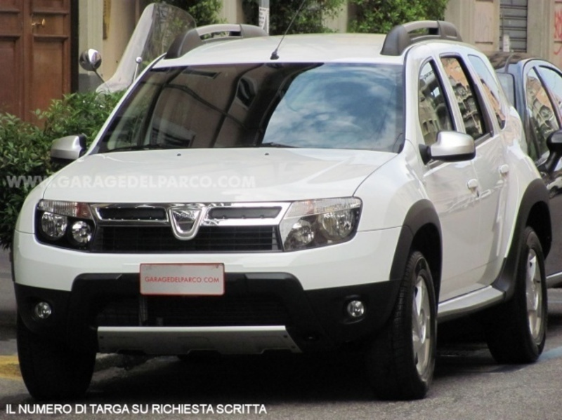 sold dacia duster 1 6 4x4 laureate used cars for sale autouncle. Black Bedroom Furniture Sets. Home Design Ideas