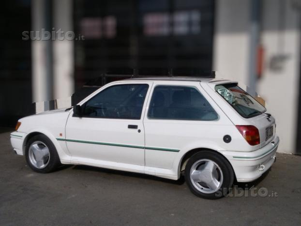 sold ford fiesta rs 1 6 turbo 133 used cars for sale autouncle. Black Bedroom Furniture Sets. Home Design Ideas