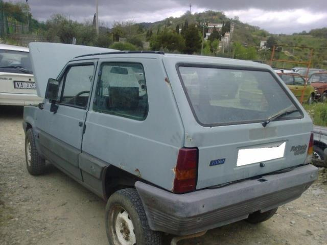 Sold Fiat Panda 4x4 4x4 Used Cars For Sale Autouncle