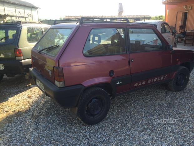 sold fiat panda 1990 used cars for sale autouncle. Black Bedroom Furniture Sets. Home Design Ideas