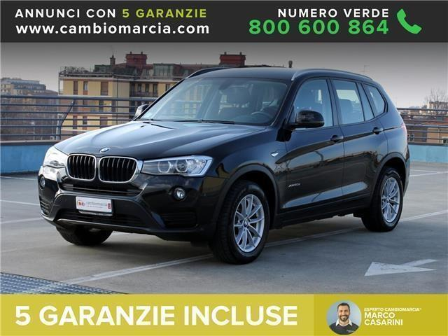 sold bmw x3 xdrive20d business aut used cars for sale autouncle. Black Bedroom Furniture Sets. Home Design Ideas