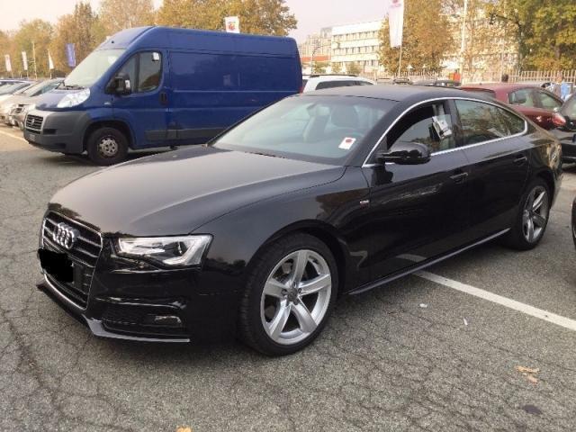 Audi a5 sportback usata 2016 15