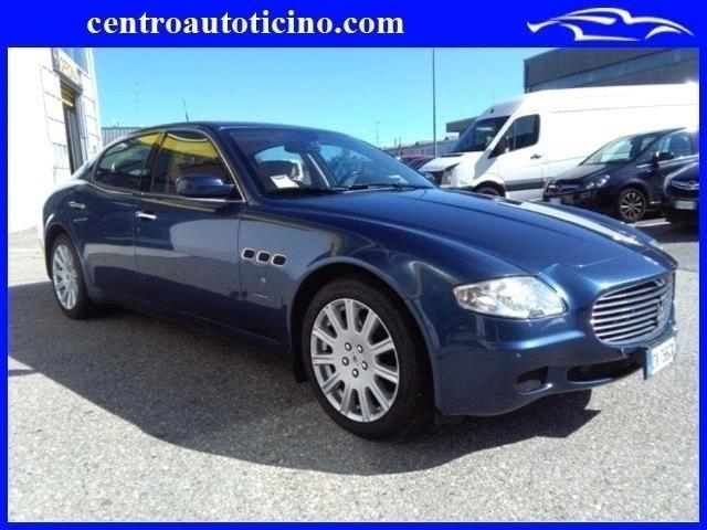 sold maserati quattroporte usata d. - used cars for sale - autouncle