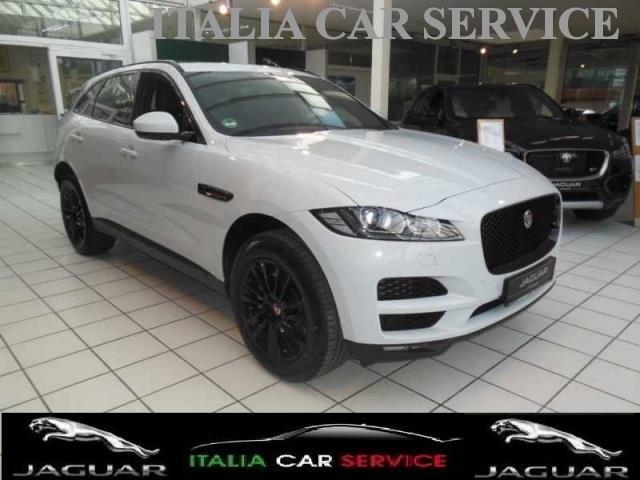 venduto jaguar f pace v6 300 cv auto usate in vendita. Black Bedroom Furniture Sets. Home Design Ideas
