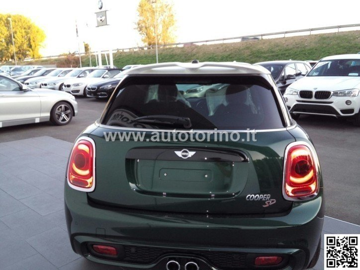 usato 2 0 5 porte mini cooper sd 2014 km in biella. Black Bedroom Furniture Sets. Home Design Ideas