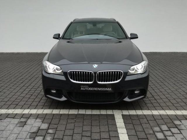 gebraucht BMW 520 d xDrive Touring Msport