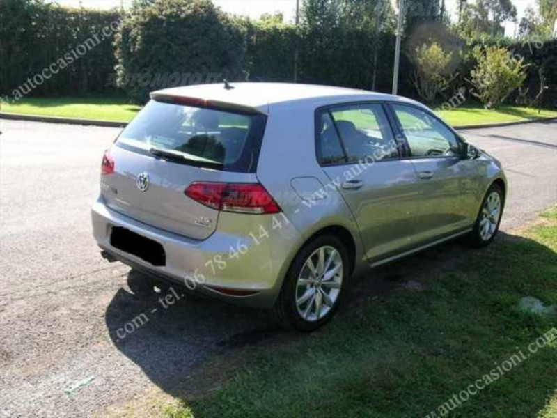 sold vw golf 1 4 tsi 125 cv 5p hi used cars for sale. Black Bedroom Furniture Sets. Home Design Ideas