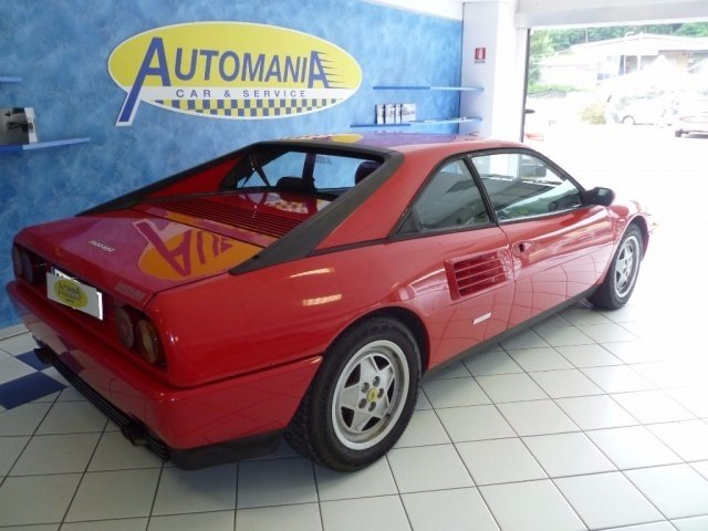 sold ferrari mondial 3 4 t used cars for sale autouncle. Black Bedroom Furniture Sets. Home Design Ideas