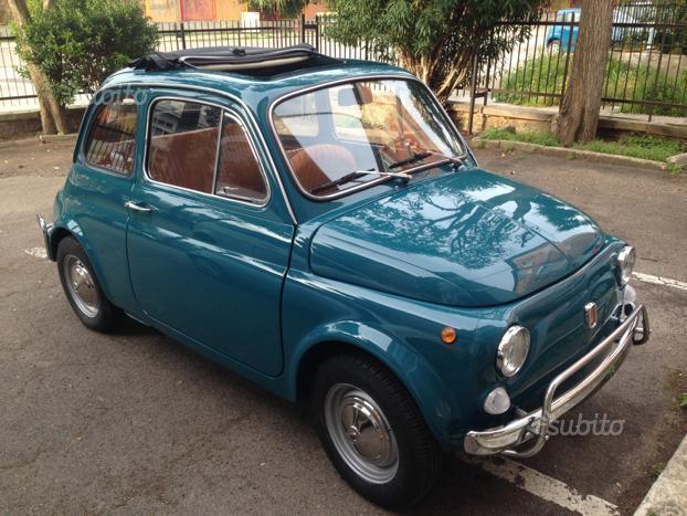 Venduto Fiat 500l Epoca Auto Usate In Vendita