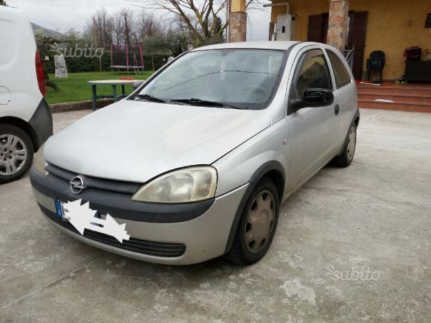 sold opel corsa 2002 used cars for sale autouncle. Black Bedroom Furniture Sets. Home Design Ideas