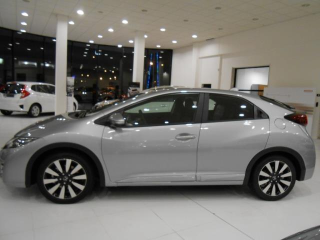 gebraucht Honda Civic 1.6 i-DTEC Elegance Navi