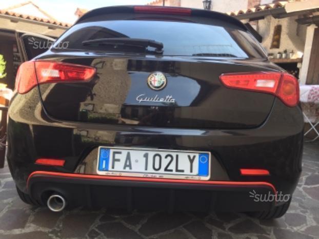 "venduto alfa romeo giulietta ""sprint"". - auto usate in vendita"