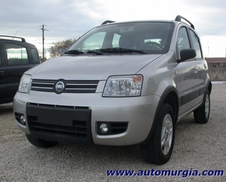 Sold Fiat Panda 4x4 1 3 Mjt 16v Cl Used Cars For Sale