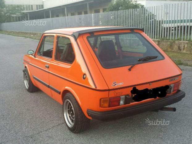 Sold Fiat 127 1050 3 Porte Sport Used Cars For Sale