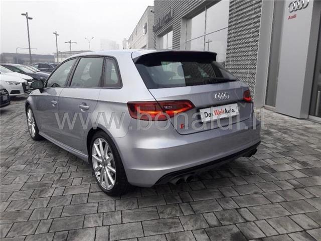 Audi s3 sportback usate 7