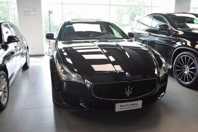 Maserati Quattroporte 3.0 Diesel 275 CV (2014) a Assago ...