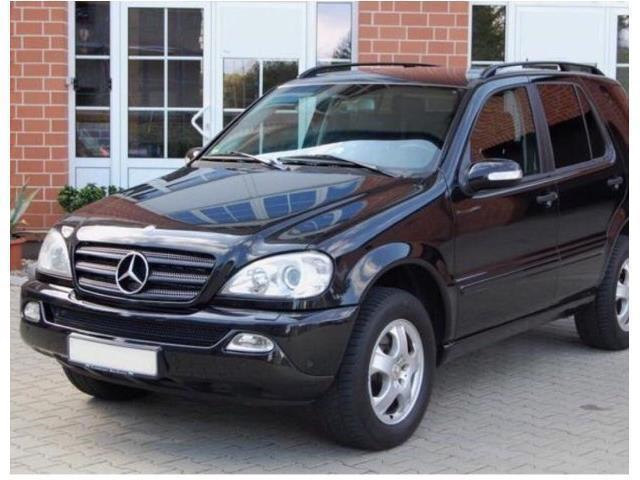 sold mercedes ml270 turbodiesel ca used cars for sale. Black Bedroom Furniture Sets. Home Design Ideas