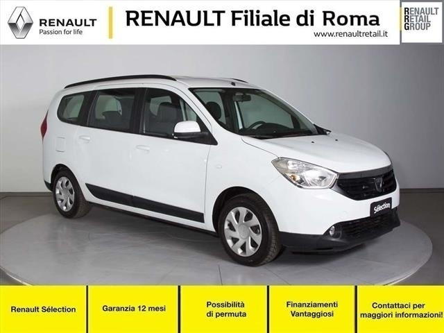 sold dacia lodgy laureate family 1 used cars for sale autouncle. Black Bedroom Furniture Sets. Home Design Ideas