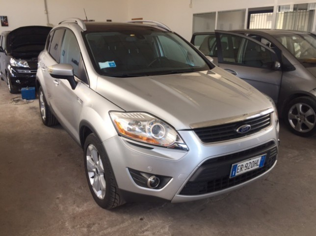 sold ford kuga 2 5 200 cv 4wd 5tro used cars for sale autouncle. Black Bedroom Furniture Sets. Home Design Ideas