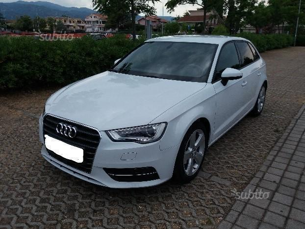 sold audi a3 sportback 2 0 tdi 150 used cars for sale autouncle. Black Bedroom Furniture Sets. Home Design Ideas