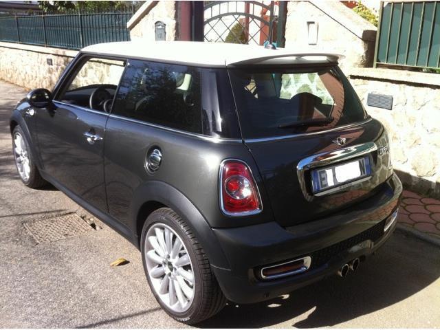 sold mini cooper s 1 6 16v r56 lci used cars for sale autouncle. Black Bedroom Furniture Sets. Home Design Ideas