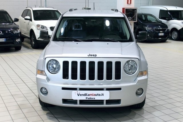 Sold Jeep Patriot 2 0 Turbodiesel Used Cars For Sale