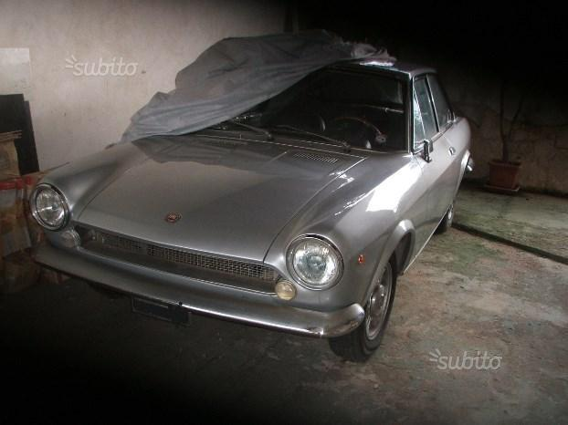 Sold fiat 124 sport coup anno 1969 used cars for sale - 1969 fiat 124 sport coupe for sale ...