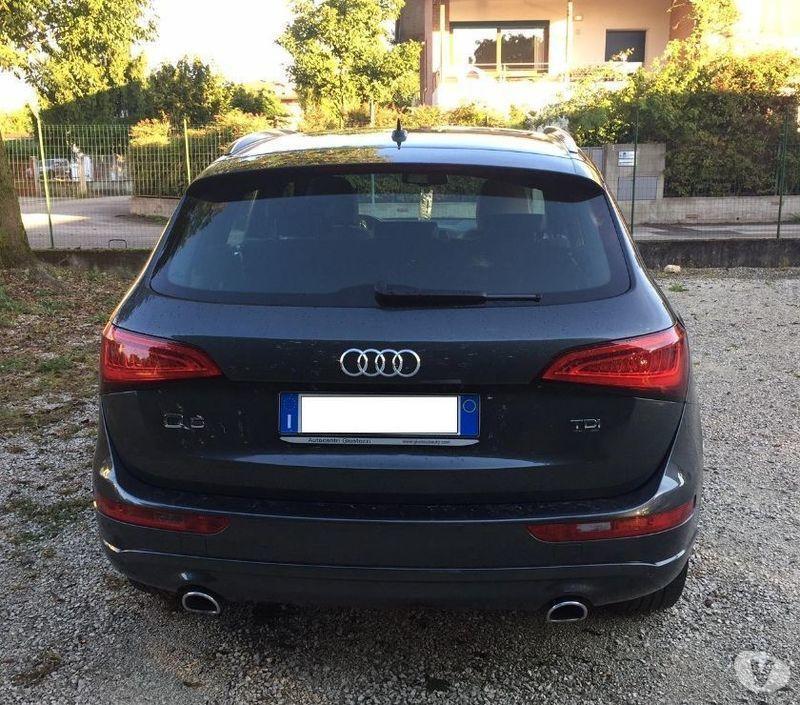 Sold Audi Q5 3000 V6 245 CV