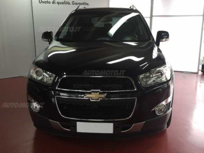 Sold Chevrolet Captiva 22 Vcdi 18 Used Cars For Sale Autouncle