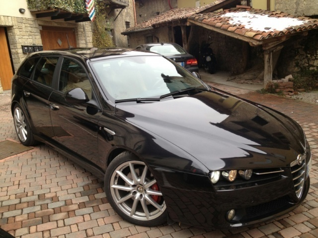 sold alfa romeo 159 1750 tbi sw t used cars for sale autouncle. Black Bedroom Furniture Sets. Home Design Ideas