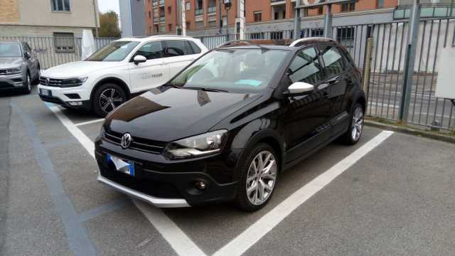 sold vw polo cross 1 4 tdi bmt used cars for sale autouncle. Black Bedroom Furniture Sets. Home Design Ideas