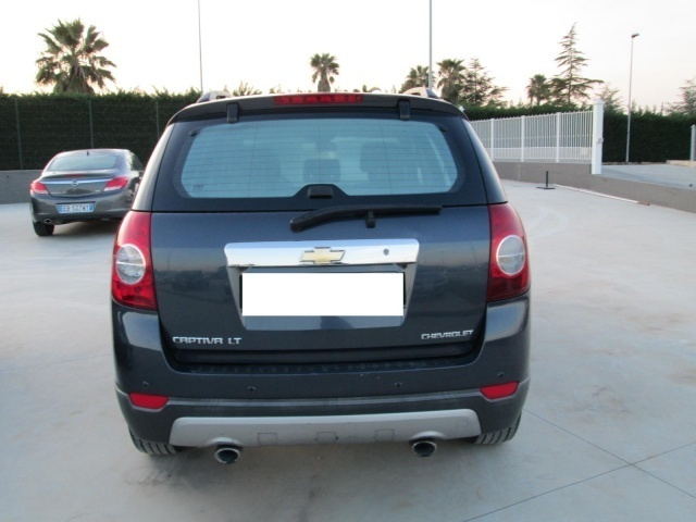 Sold Chevrolet Captiva Usata 2007 Used Cars For Sale