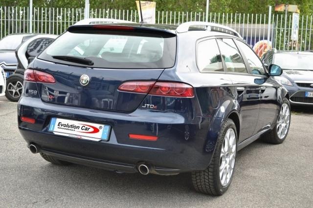 venduto alfa romeo 159 2.4 jtdm 200 c. - auto usate in vendita