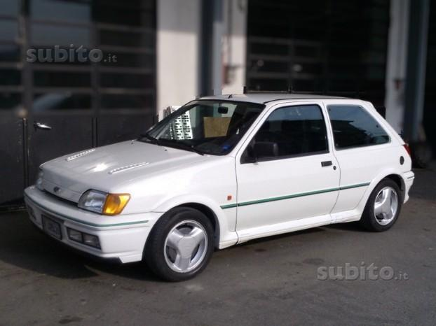 sold ford fiesta rs 1 6 turbo 133c used cars for sale autouncle. Black Bedroom Furniture Sets. Home Design Ideas
