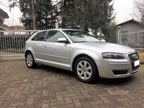 sold audi a3 1 9 tdi ambition 105 used cars for sale autouncle. Black Bedroom Furniture Sets. Home Design Ideas