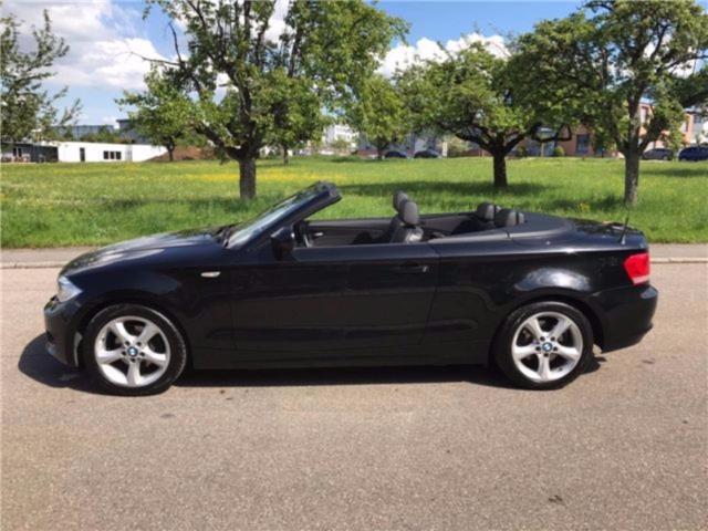 sold bmw 118 cabriolet serie 1 cab used cars for sale. Black Bedroom Furniture Sets. Home Design Ideas