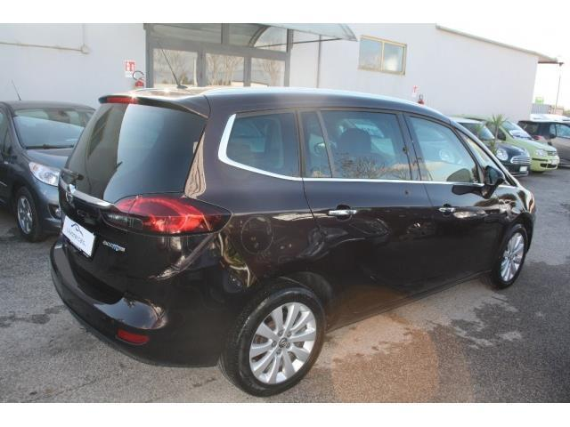 sold opel zafira tourer 1 6 t ecom used cars for sale. Black Bedroom Furniture Sets. Home Design Ideas